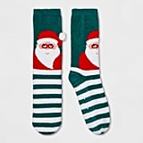 Women's Holiday Santa Casual Socks