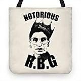 Notorious R.B.G. Tote Bag