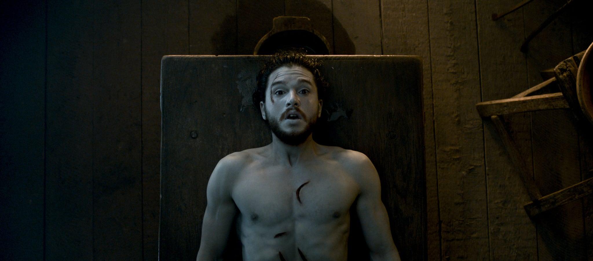 Jon Snow, Season Six