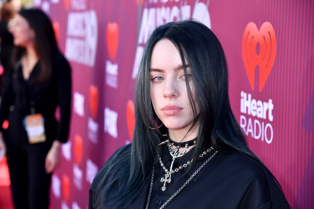 Billie Eilish New Hair Color Billie Eilish New Hair Color