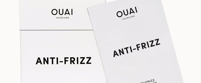 Ouai Launches Anti-Frizz Sheets
