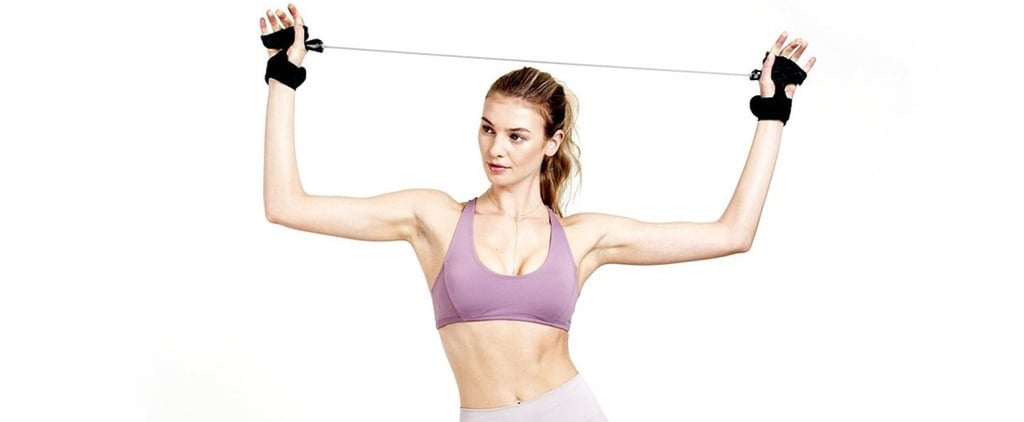 P.Volve Resistance Band Arm Exercises