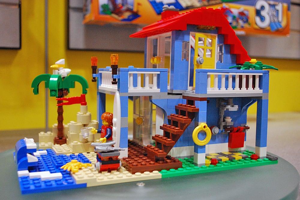 LEGO Beach House