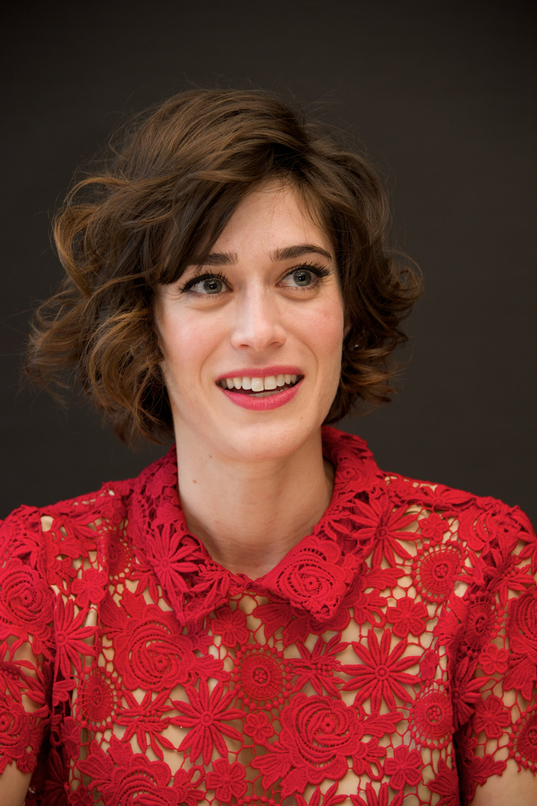 Lizzy Caplan: Now