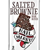 Hail Merry Salted Brownie Bar Bites