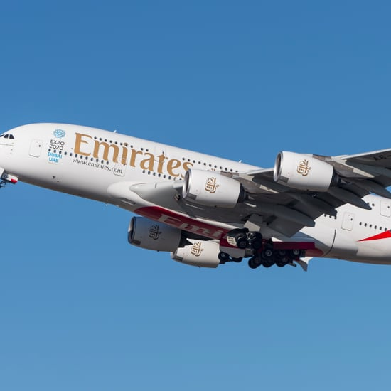 Emirates Best Airline in The World