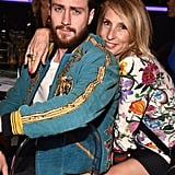 Aaron and Sam Taylor-Johnson