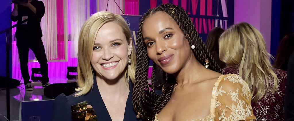 Reese Witherspoon and Kerry Washington's Friendship Pictures
