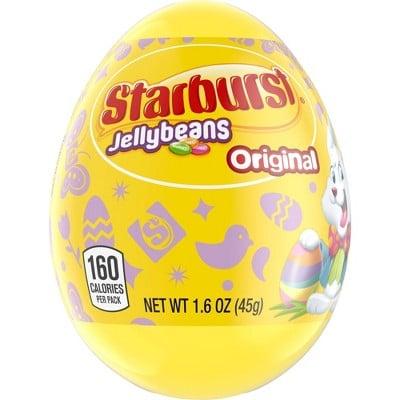 Starburst Easter Jelly Beans Original Filled Egg