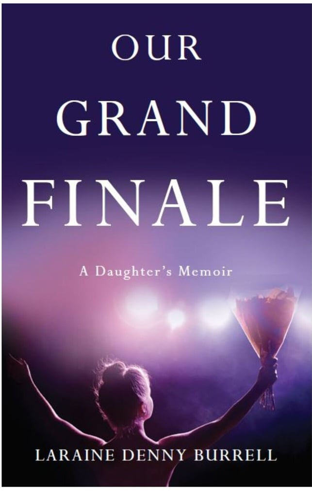 If you're heading overseas (and obsessed with the royal family), read Our Grand Finale by Laraine Denny Burrell.