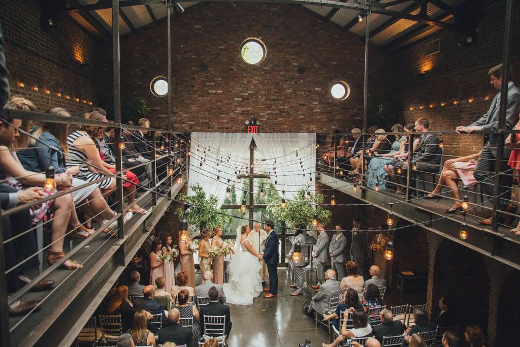 The Foundry Long Island City Ny Unique Wedding Venue Ideas