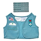 Girl Scout Junior Uniform Vest