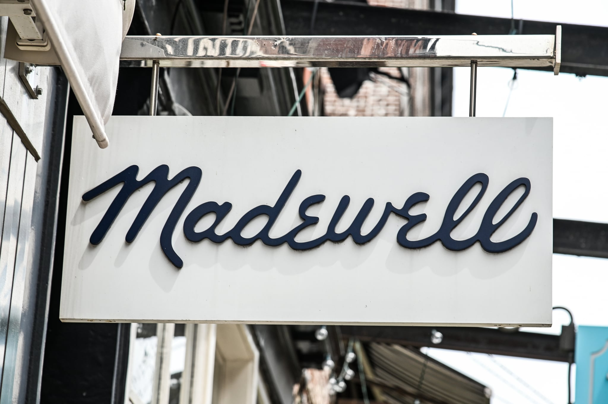 NEW YORK, NEW YORK - MAY 19: Madewell is closed during the COVID-19 pandemic on May 19, 2020 in New York City. COVID-19 has spread to most countries around the world, claiming over 323,000 lives with infections of over 4.9 million people. (Photo by Ben Gabbe/Getty Images)
