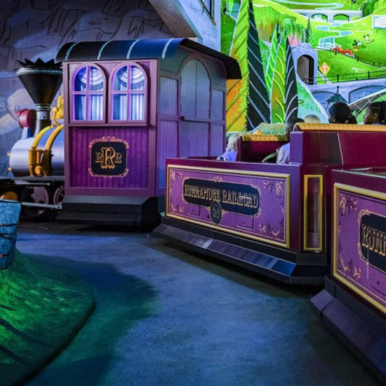 Mickey & Minnie's Runaway Railway Disney Ride Details