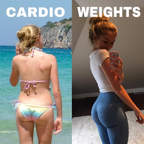 Cardio vs. Weights Transformation