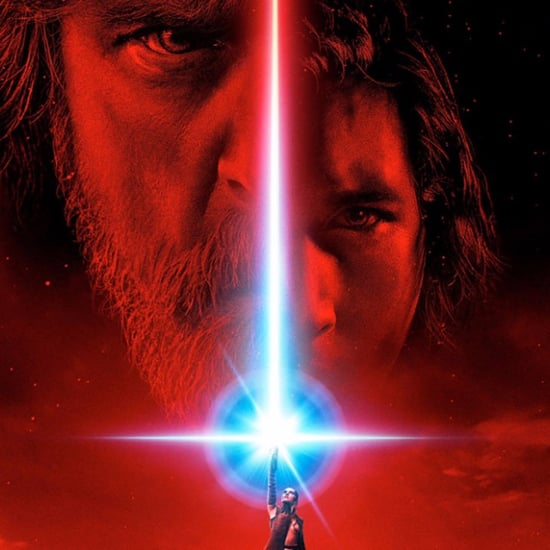 Star Wars: The Last Jedi Movie Poster