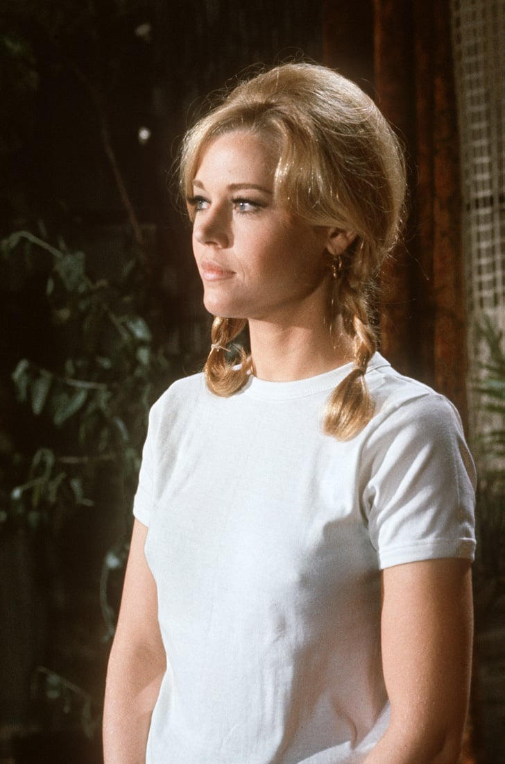 Jane Fonda 14 Stars Who Have Been In On The Braless