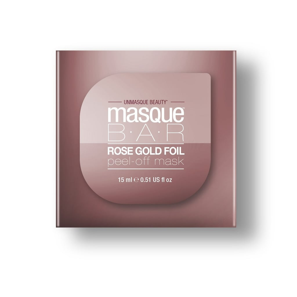 Masque Bar Rose Gold Foil Peel-Off Mask