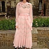 Alexa Chung Wearing Pink Is the Fashion Equivalent of Macaroni and Cheese
