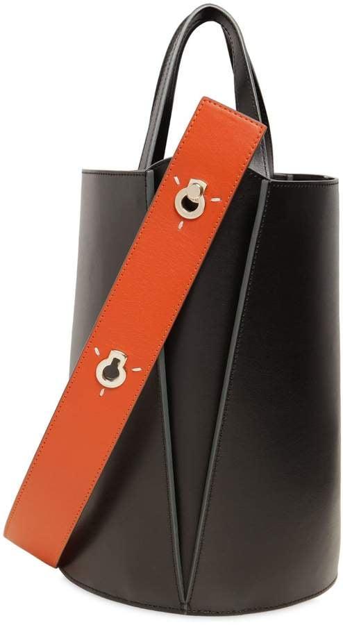 Lorna Leather Top Handle Bag