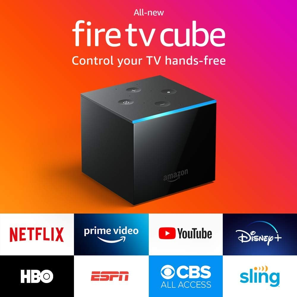 Amazon All-New Fire TV Cube