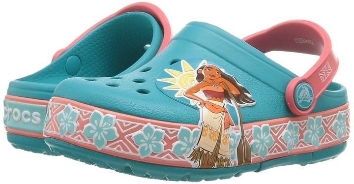 2288551a81b1e5 Crocs Moana Clog (Toddler Little Kid)