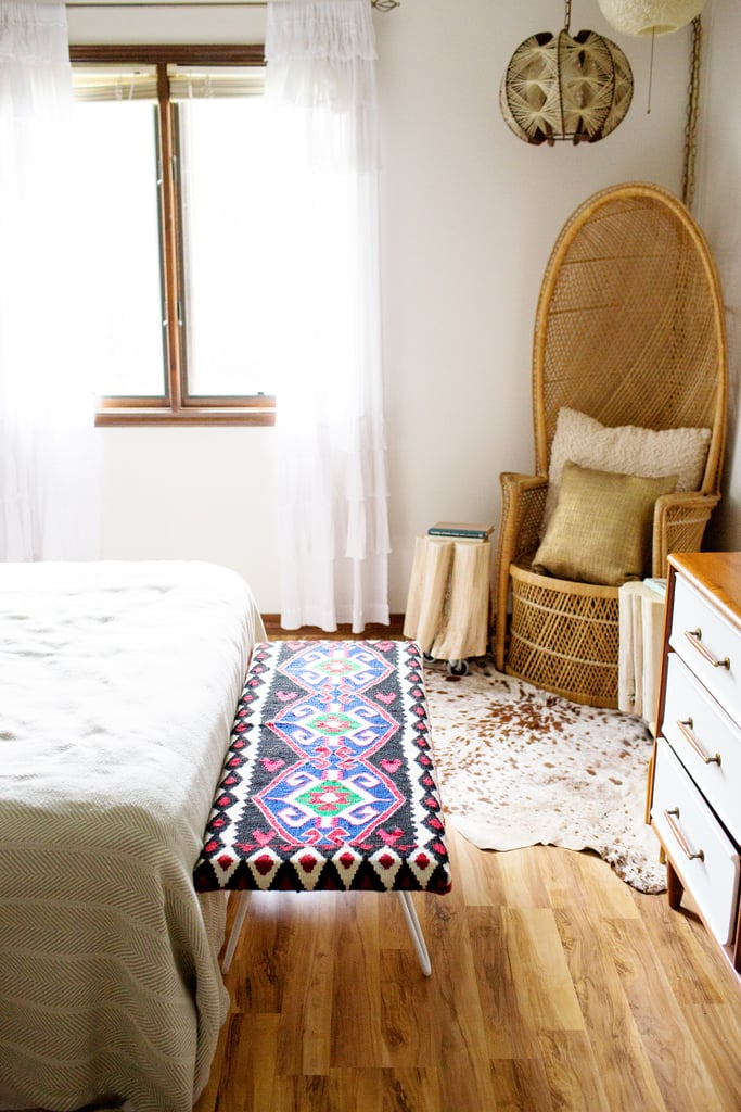 how to make your bedroom cozy popsugar home