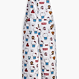 Levi's x Hello Kitty Baggy Overalls