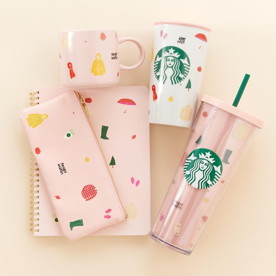 Starbucks Ban.do US Collection Fall 2018
