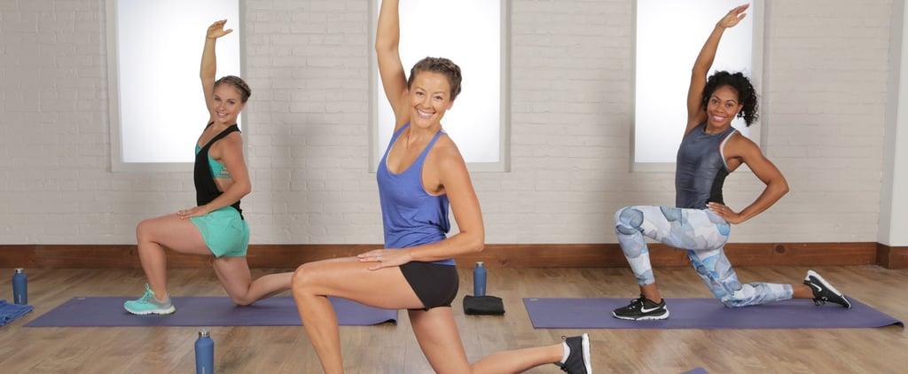 At-Home Cardio Workout to Rev Your Metabolism and Work Your Legs