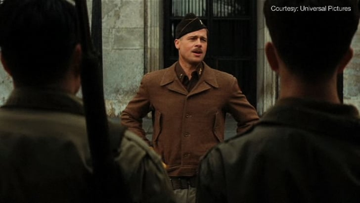 inglourious basterds essay example Inglourious basterds is cinema's revenge on life quentin tarantino's  thank  you support the guardian paypal and credit card topics.