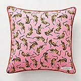 Literal Leopard Colloquial Pillow