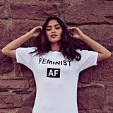 Feminist AF T-Shirt ($35)