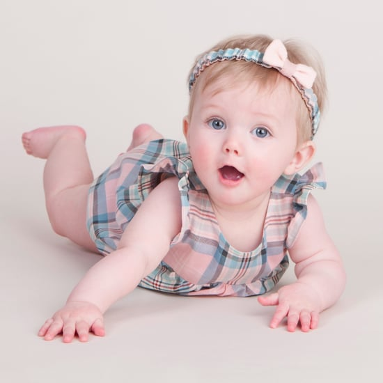 Seraphine Designer's Baby Dress Inspired By Princess Diana