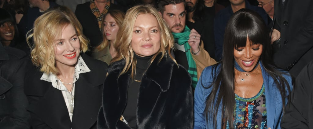 Christopher Bailey's Burberry Send-Off Was Simply Star-Studded