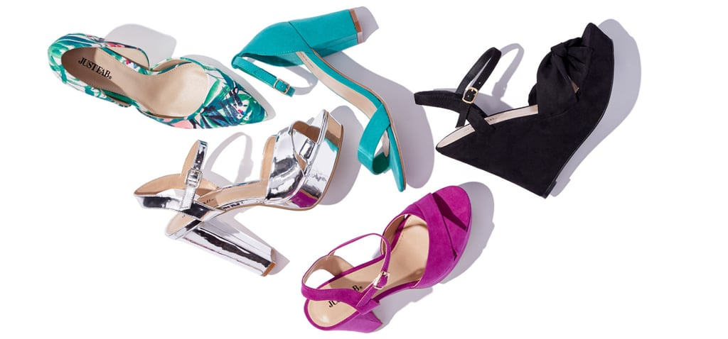 The 5 Shoes That Will Get You Through Wedding Season