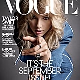 Taylor Swift in Vogue's September 2019 Issue