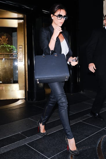 Victoria Beckham Designs and Wear-Tests Her Own Bags, Her Accessories Collaborator Katie Hillier Says
