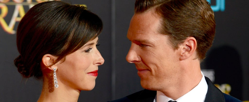 24 Pictures of Benedict Cumberbatch and Sophie Hunter's Most Loved-Up Moments