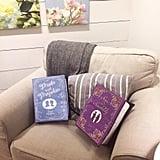 Book Cover Pillows