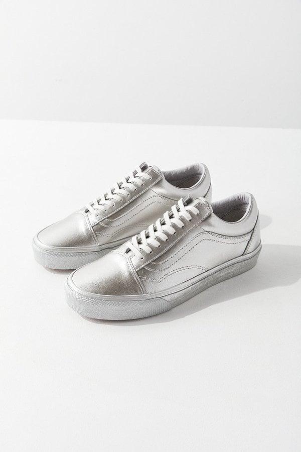 d1dc9fb9af Vans Metallic Sidewall Old Skool Sneaker