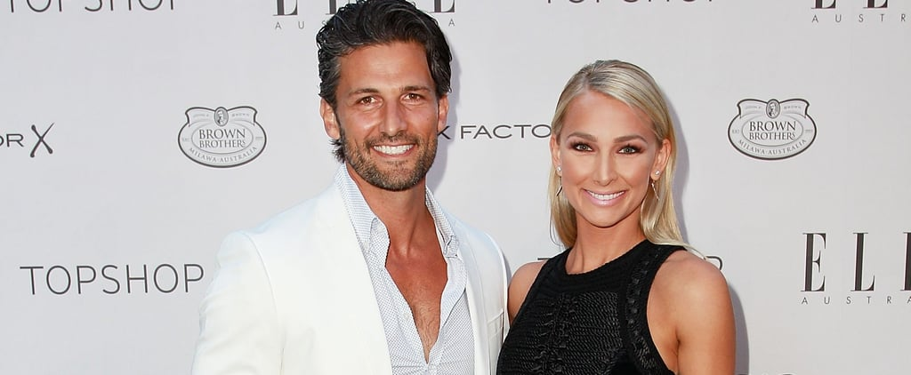 Anna Heinrich's Engagement Ring Is an Emerald Cut Dream