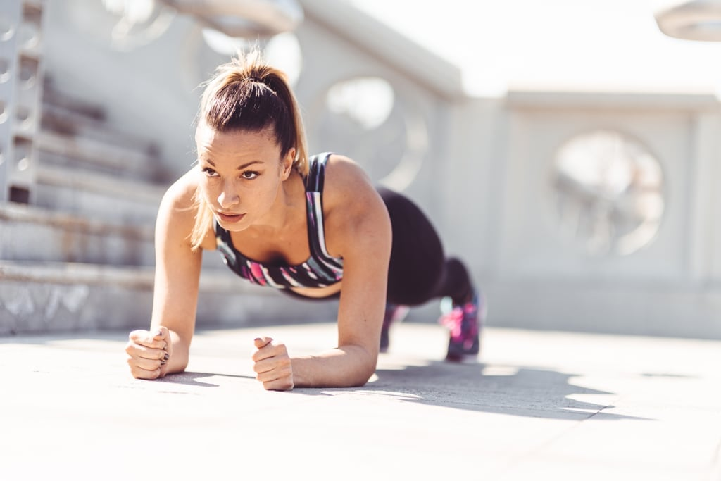 3-Minute Plank Workout For Runners