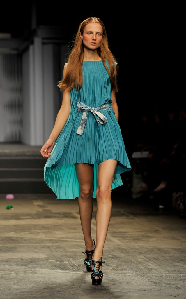 Spring 2011 London Fashion Week: House of Holland