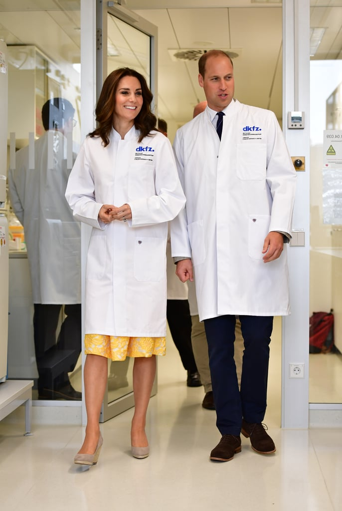 They Looked Like They Were Auditioning For Grey's Anatomy
