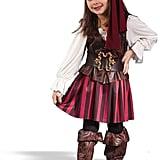 High Seas Buccaneer Pirate Costume