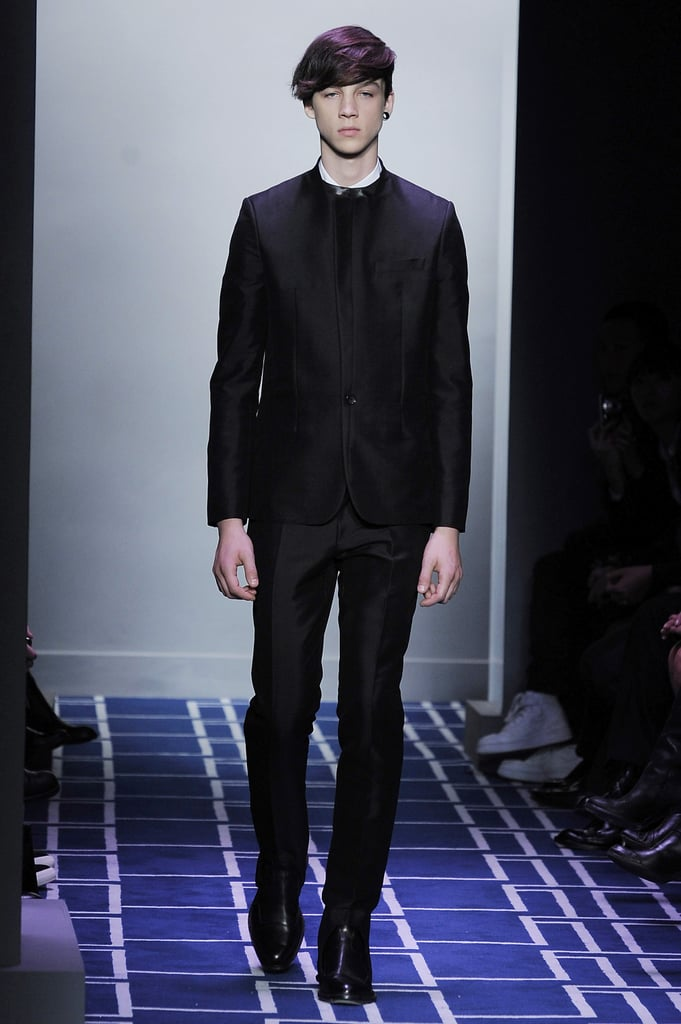 His First Runway Gig Was Opening Balenciaga's Spring '09 Show