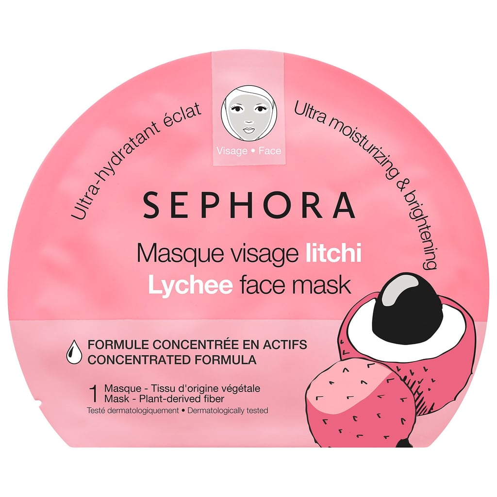 Sephora Collection Lychee Face Mask | Best Skin Care at