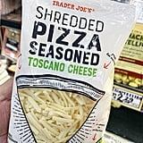 Trader Joe's Shredded Pizza Seasoned Toscano Cheese