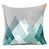 Bokeley Square Geometric Decorative Throw Pillow Case